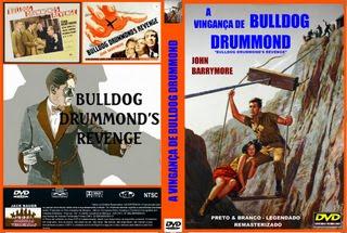 A VINGANÇA DE BULLDOG DRUMMOND - FILME COMPLETO