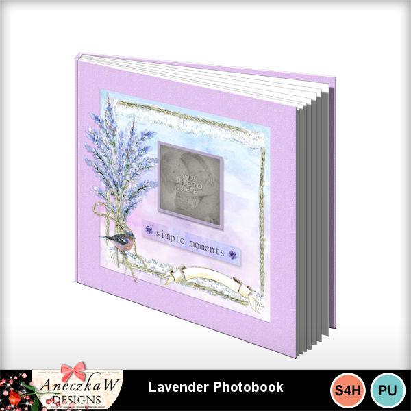 Lavender Photobook