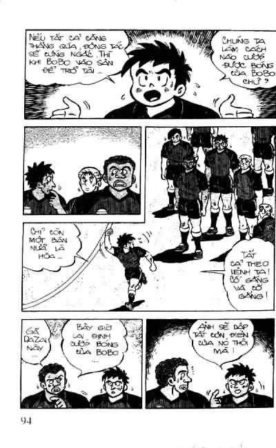 Jindodinho - Đường Dẫn Đến Khung Thành III  Tập 24 page 94 Congtruyen24h