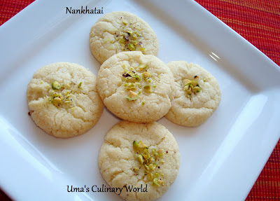 Indian Naankhatai