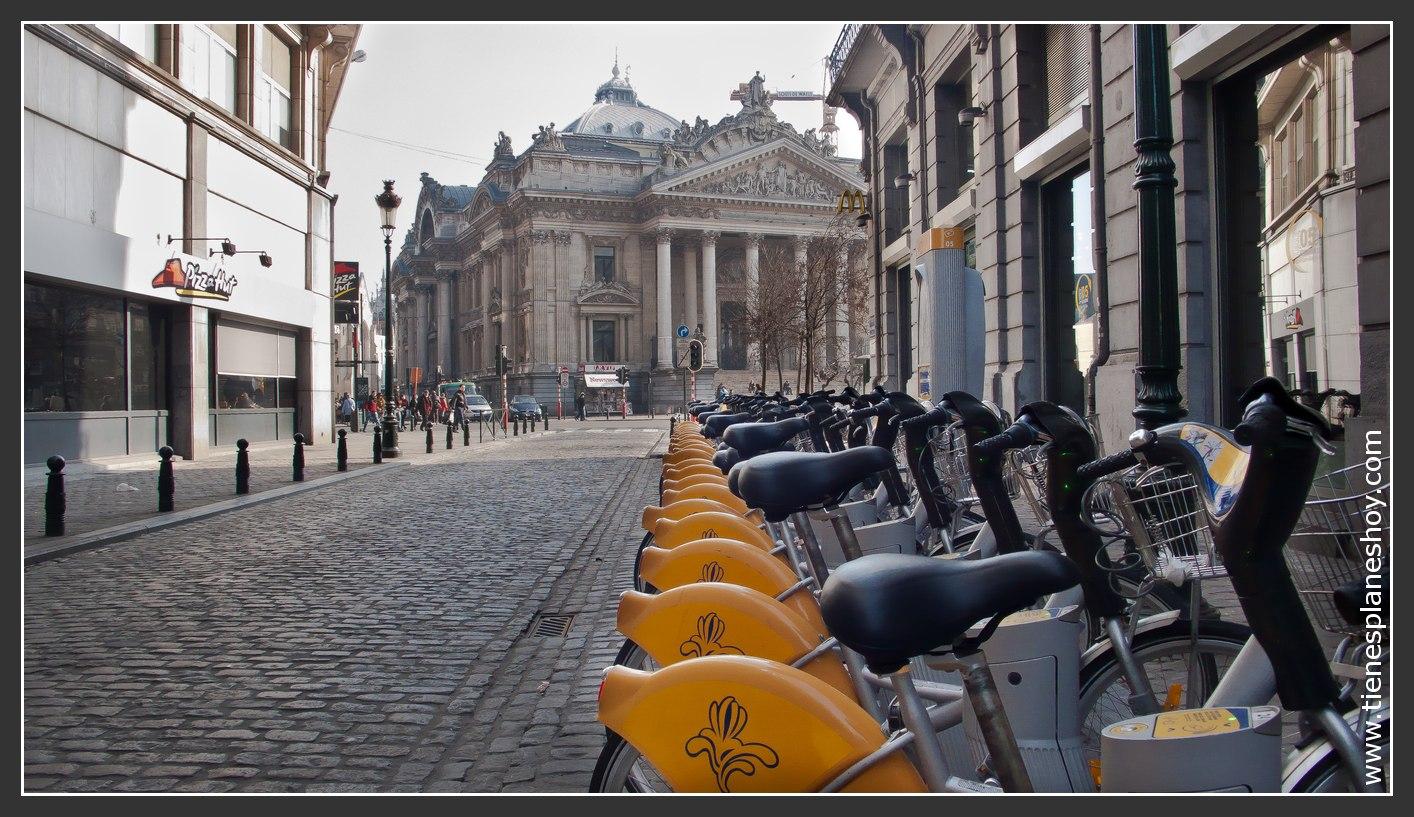Bolsa de Bruselas