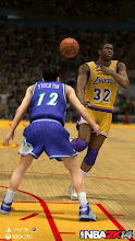 NBA 2k14 Magic Johnson and John Stockton