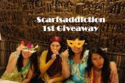 1st GA dari Scarfsaddiction