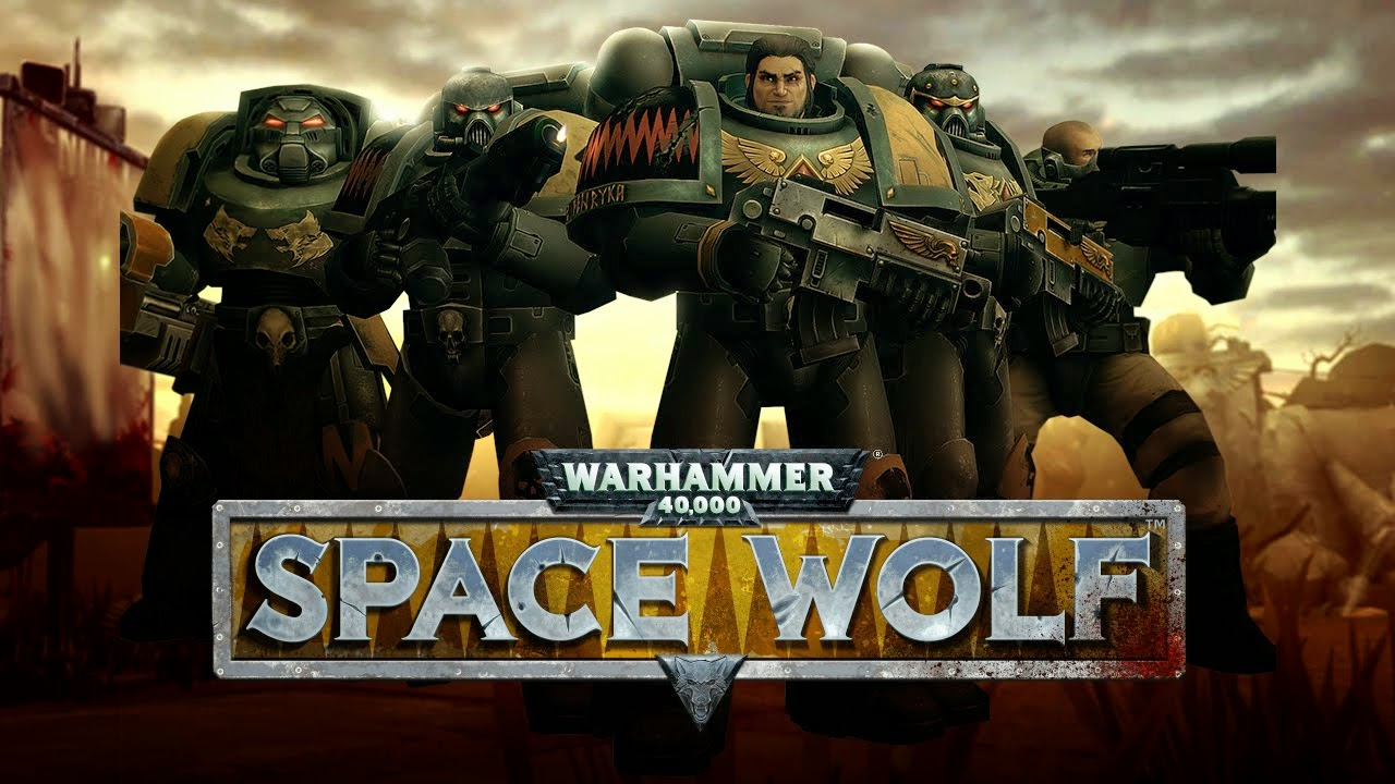 Warhammer 40,000: Space Wolf Gameplay IOS / Android