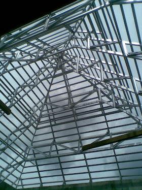 Bentuk atap Joglo