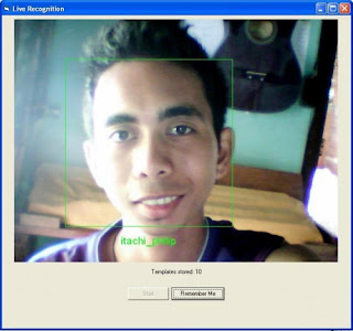 Face Recognition Dll