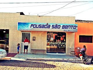 Pousada São Bento (84) 3260 - 2075