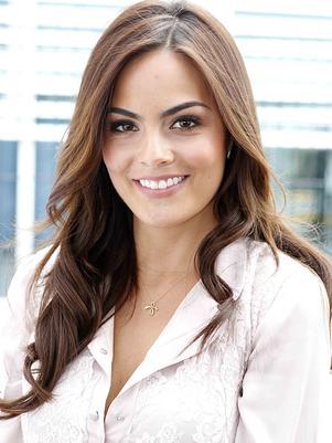Vida y fotos de la actriz mexicana Ximena Navarrete