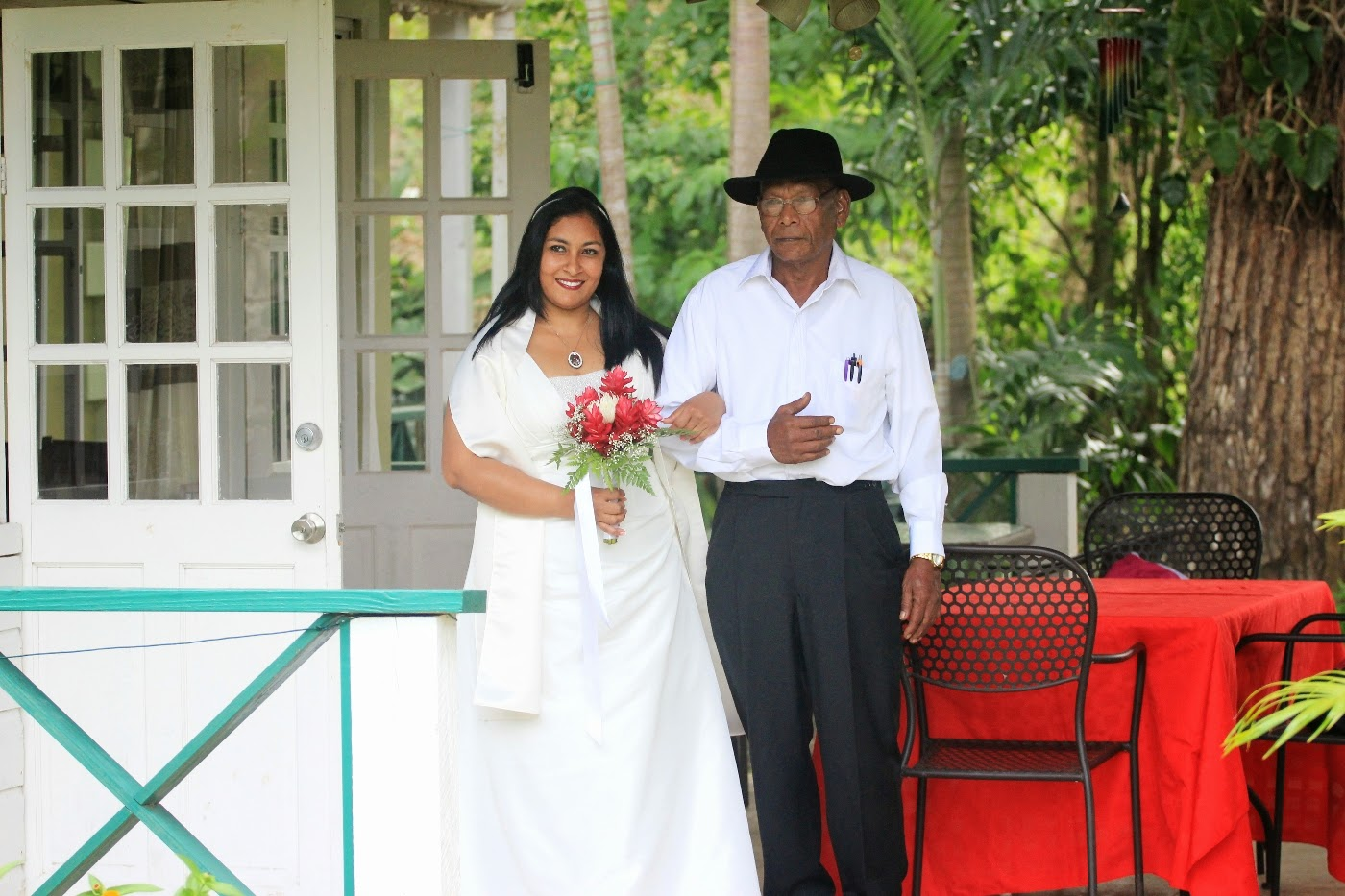 Abroad private weddings