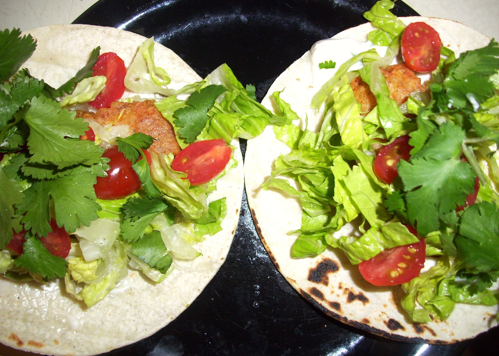 The gastric bypass vegan baja style vegan fish tacos for Vegan fish tacos