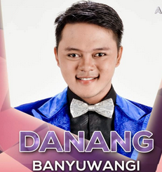 Profil dan Biodata Danang Banyuwangi Dangdut Dangdut D Academy 2