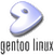 Gentoo web server linux