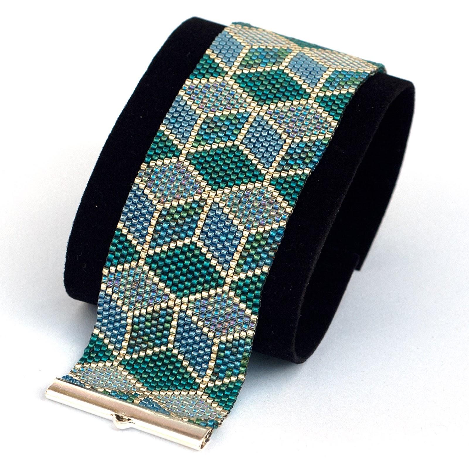 peyote technik armband