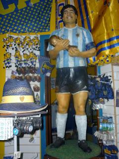 Аргентина Район Ла Бока La Boca