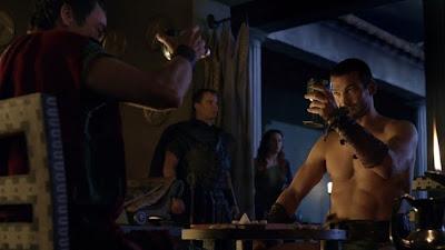 Spartacus (Sangre y Arena) - Temporada 1 - Español Latino - 1x10