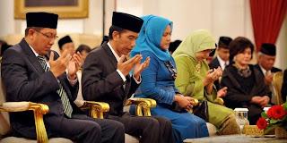 peringatan Isra Miraj Nabi Muhammad SAW di Istana Negara