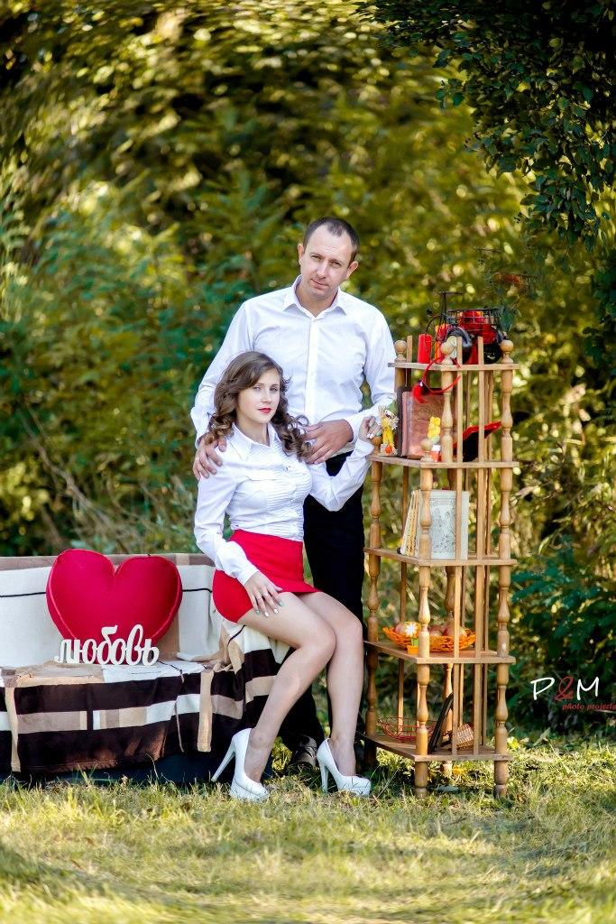 Love Story, Фото проект Уютная осень