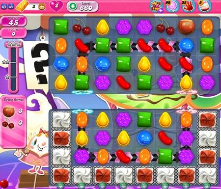Candy Crush Saga 660