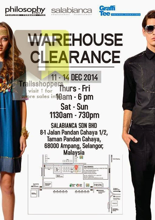 salabianca clothes warehouse sale
