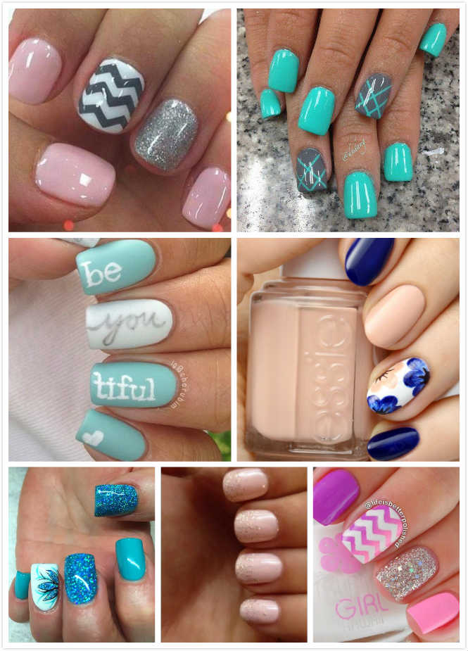 Do you need some nail design inspiration for your nails? Lets see the best  10 follow nail designs! We've searched the Instagram in order to find the  best ... - 10 Nail Designs That You Will Love Nail Art Design