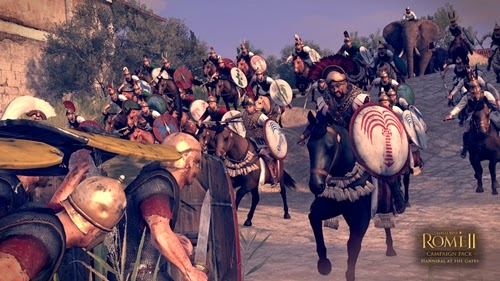 Total War ROME II Hannibal at the Gates - PC (Completo)