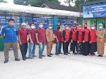 Puluhan Ibu Ibu Hamil Padati Kecamatan Cibodas Untuk Mendapatkan Vaksin