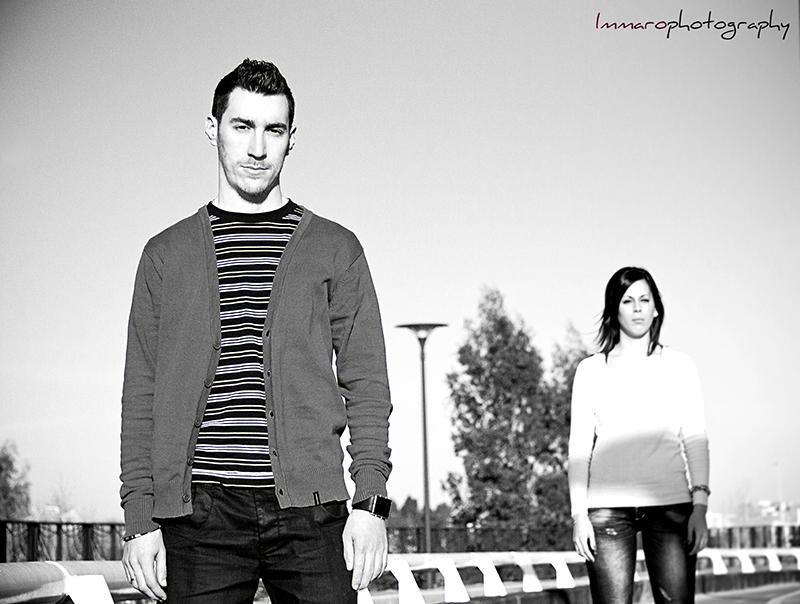 Book fotográfico pareja