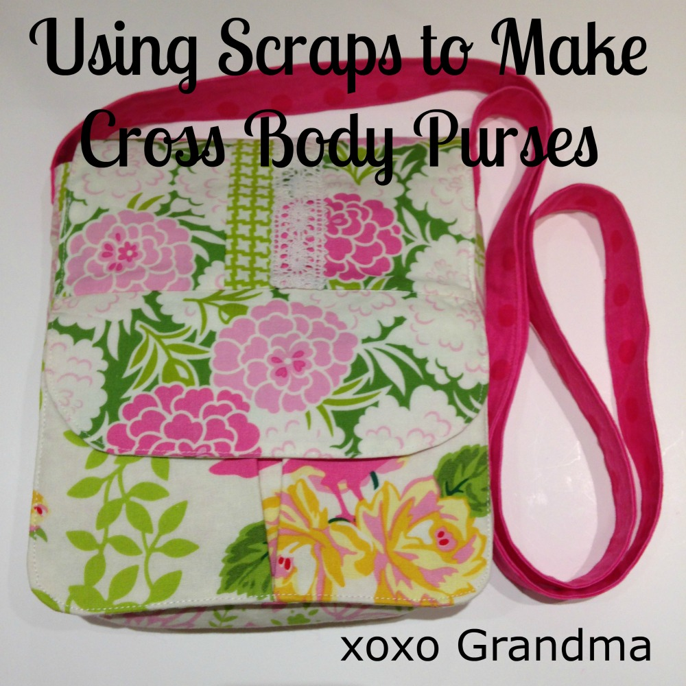 Cross Body Bag Pattern Interesting Ideas