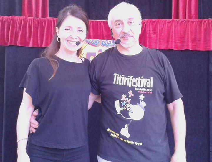 Silvia y Daniel