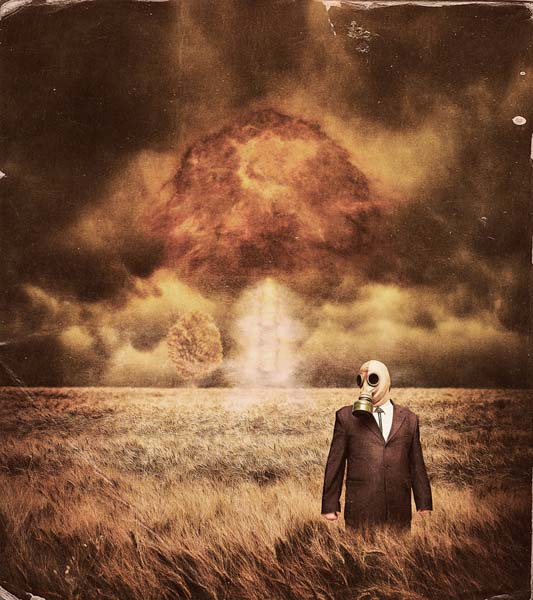 end of days by crilleb50 d387xmy Masterful Examples of Dark Photo Manipulation Art