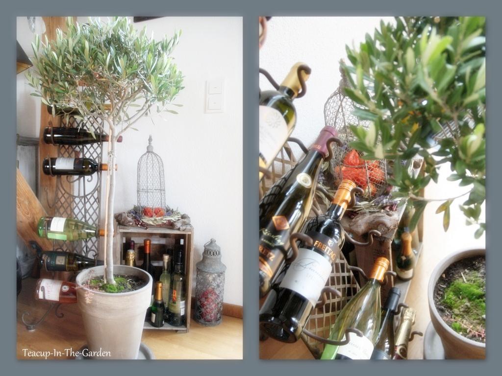 teacup in the garden wein oliven. Black Bedroom Furniture Sets. Home Design Ideas