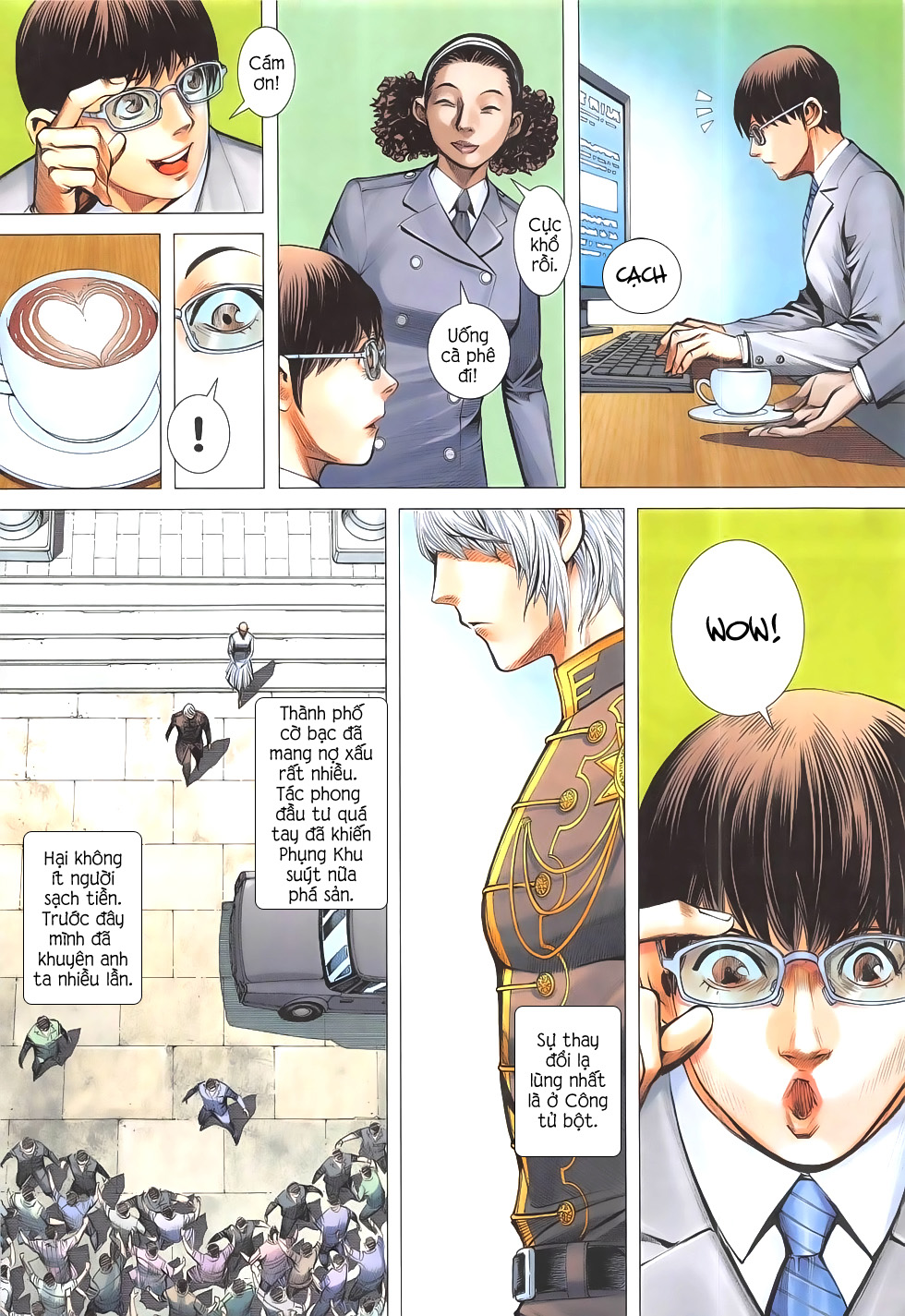 Đại Quân Phiệt chap 55 – End Trang 26 - Mangak.info