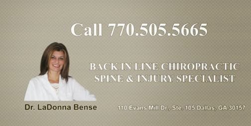 Back In Line Chiropractic
