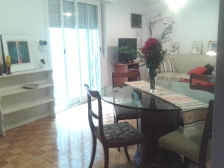 nchorena y Peña . 2 dormitorios 3 ambientes.