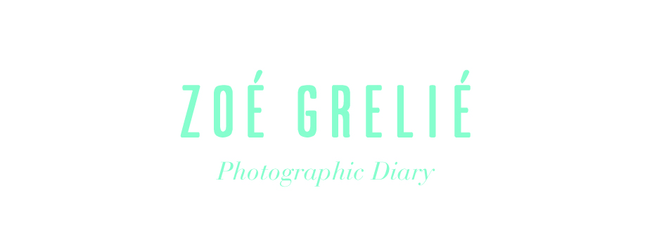 Zoé Grelié Photographic Diary
