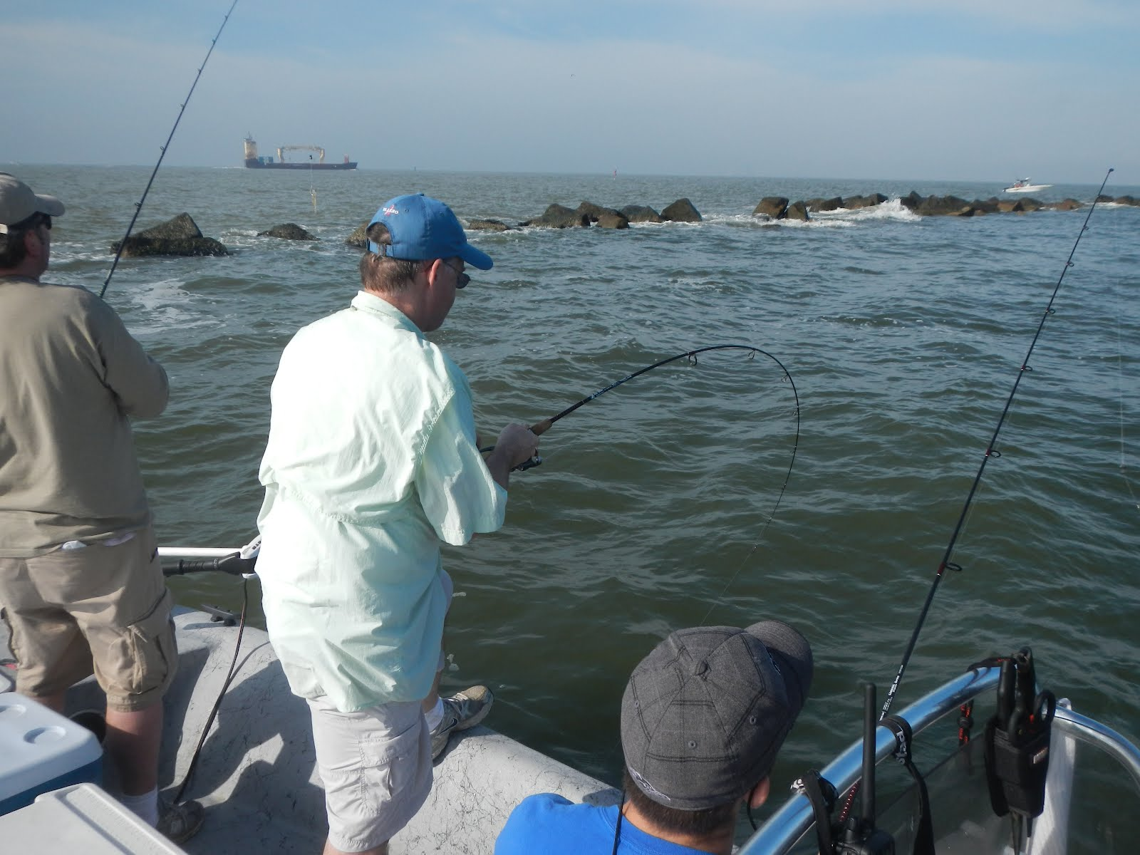 Galveston bay fishing reports march 2012 for Galveston fishing reports