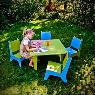 mobiliari exterior per nens LOLL DESIGNS