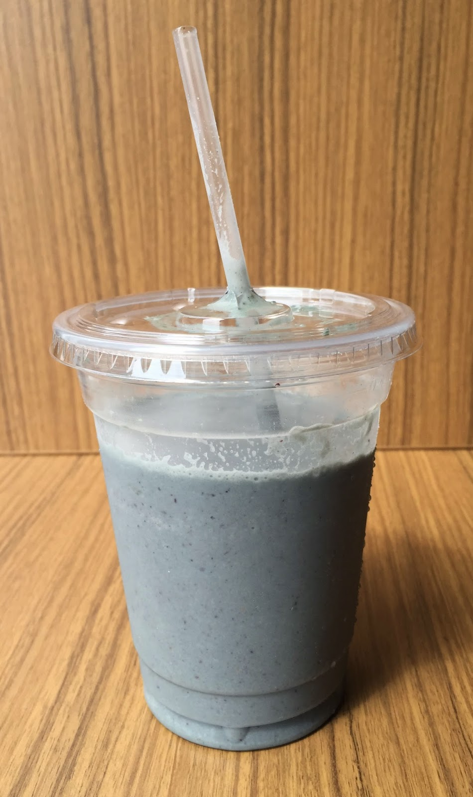Grey Hulk Smoothie - Luna's Living Kitchen Hemp Protein Veega Vegan