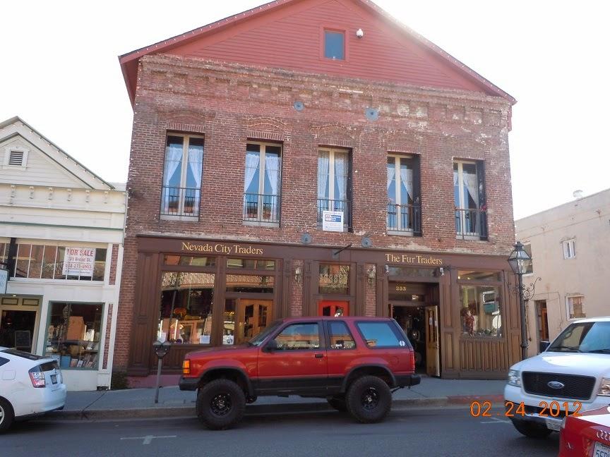 old nevada theater