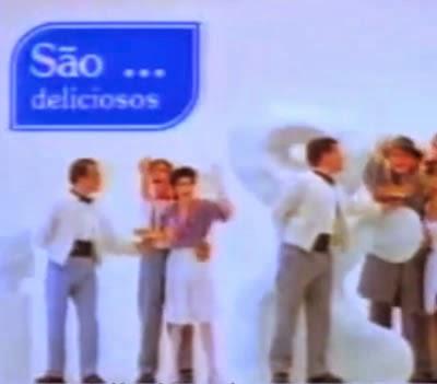 Interessante campanha da São Luiz (Nestlé) para promover sua linha de biscoitos.