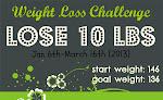 2013 Fitness Goals