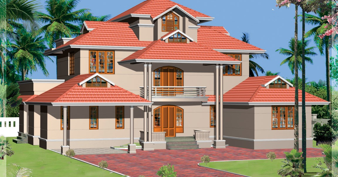 House Plans and Design: House Designs In Kerala Style