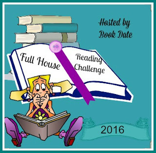 2016 Full House Reading Challenge Complete
