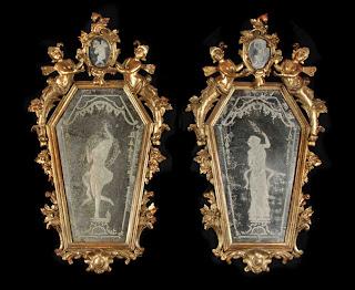 Derestauracionvaelarte el reflejo de los espejos for Espejos venecianos