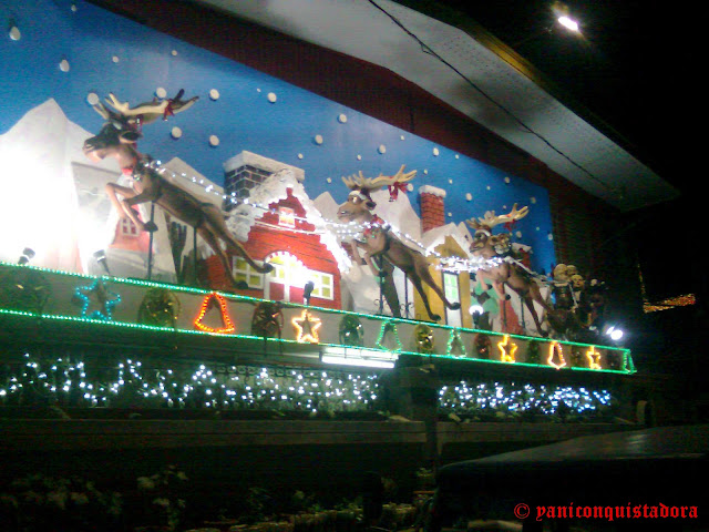 Christmas Displays in Policarpio Street, Mandaluyong City