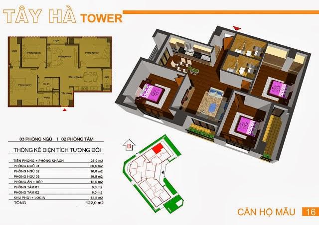 Chung Cư Tây Hà Tower, chung cu tay ha tower, 21