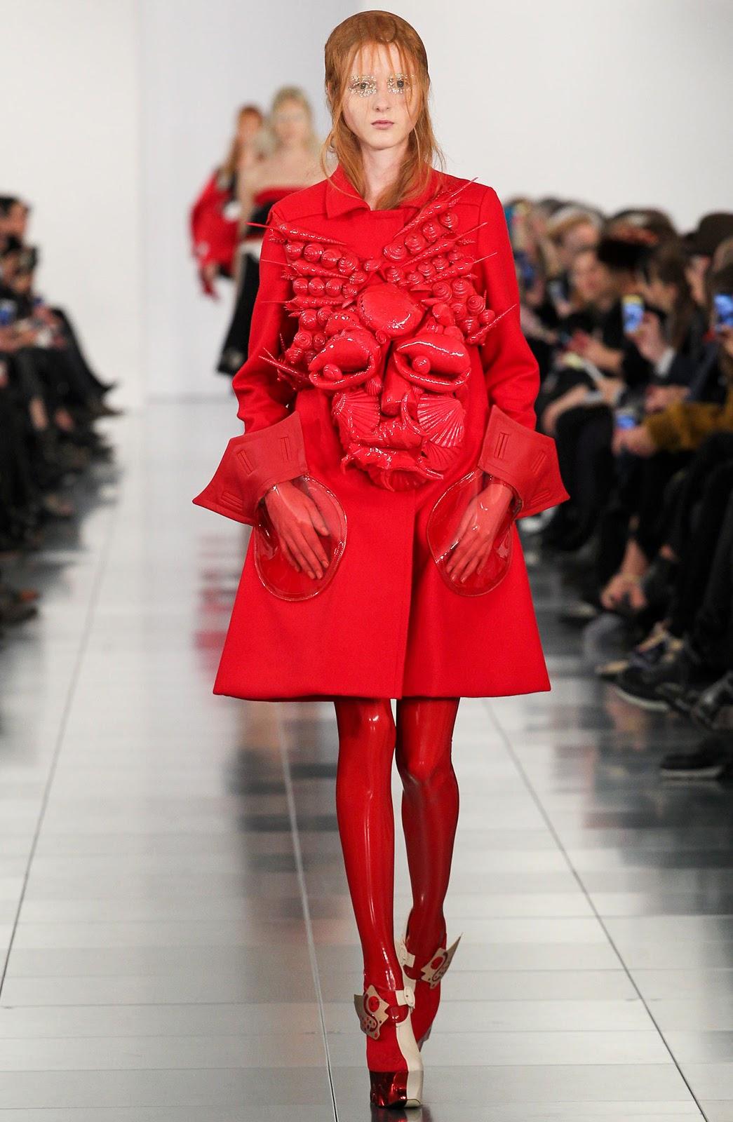 via fashioned by love | John Galliano Maison Martin Margiela Couture Spring/Summer 2015