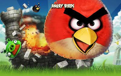Kumpulan Wallpaper Angry Birds Terbaru 2013