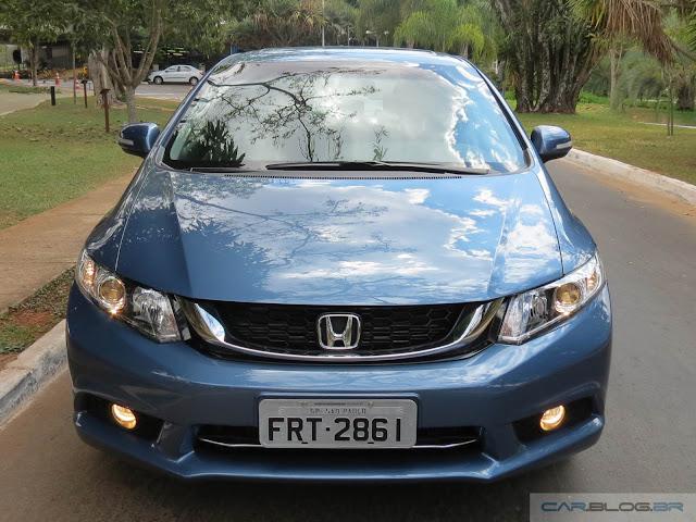 Novo Honda Civic EXR 2016