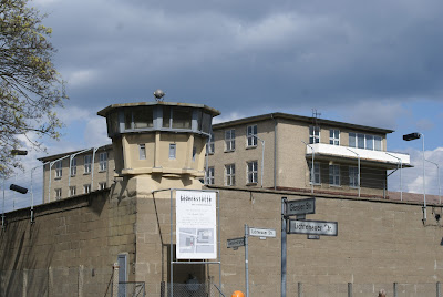 East Berlin prison tour